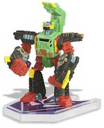 Titanium Robotmasters EnergonScorponok
