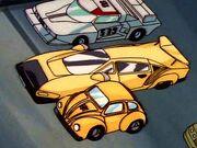 Simultech car