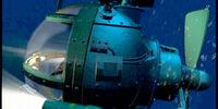 Subaquatic stealth vessel