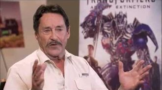 Peter Cullen & The Inspiration Behind Optimus Prime