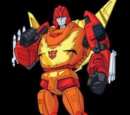 Hot Rod/Rodimus Prime