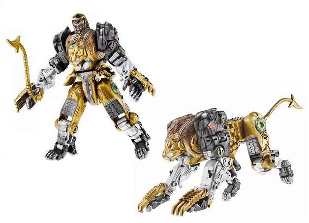 Beast Wars Transmetals Optimus Primal Overhaul (Cybertron)  ...