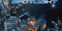 Spotlight: Soundwave