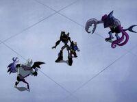 TFA Survival Fittest Prowl Fanzone mutants