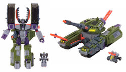 Armada Megatron toy