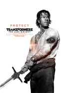 Transformers the last knight poster cade