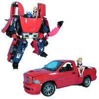 Kiss Convoy toy