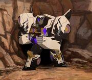 Zorillor's Robot Mode'