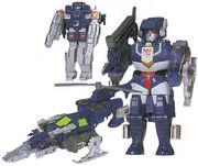 G1Blue Bacchus toy