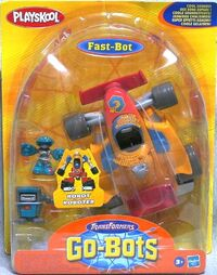 Fast-Bot carded