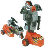 G2 Bulletbike toy