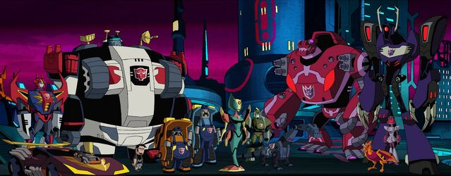File:Transformers animated april fools poster.jpg