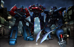World of the Transformers ent