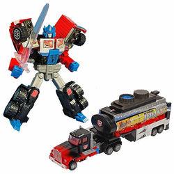 LaserOptimusPrime toy