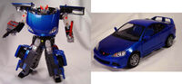 Binaltech Blue Prowl toy