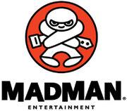 Madman logo