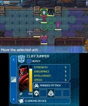 Rise of the Dark Spark Nintendo 3DS Screen 1