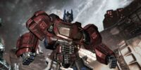Optimus Prime (WFC)
