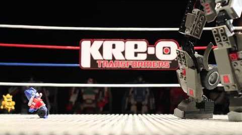 KRE-O TRANSFORMERS Last Bot Standing