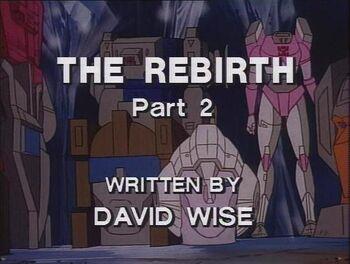 Rebirth 2 title shot