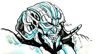 Transformers 5 Megatron 2017 Fan Art