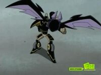 Ratbat attacking Prowl HE2