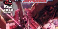 Dreamwave Armada issue 11