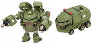 TFAnimated Voyager Bulkhead toy