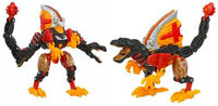 Cybertron Repugnus toy