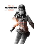 Transformers the last knight poster izzy