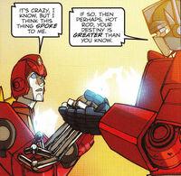 Madman comic PrimeHotrod