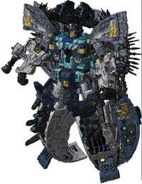 Primus Cybertrony