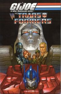 GI Joe vs Transformers tpb