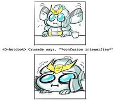 Transformers 2k5 crusade