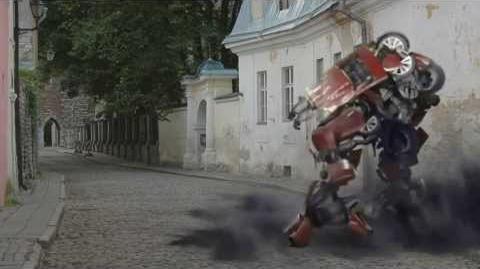 Transformers Death of Cybertron Short Teaser