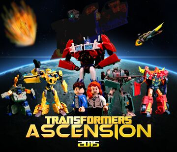 Transformers Ascension Poster