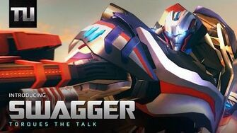 Autobot Swagger - Transformers Universe