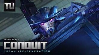 Decepticon Conduit - Transformers Universe Game-0