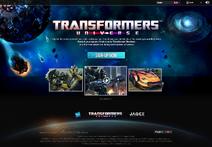 Transformers Universejvvfmv