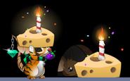 6th Anniversary Cheese