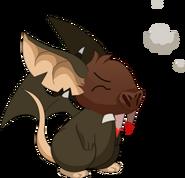 Vampire - Fâché