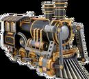 Pacific locomotive
