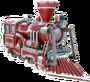 Icebreaker locomotive