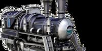 Polar Express locomotive