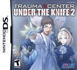 Trauma Center- Under the Knife 2 Boxart