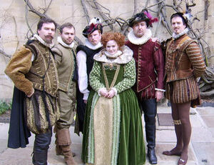 Filming shakespeare