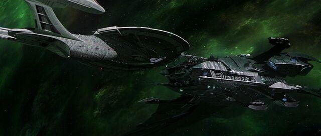 File:USS Enterprise-E and Scimitar following collision extraction.jpg