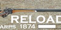 1874 .50 Sharps Buffalo Rifle