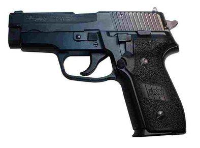 Line of Fire Eastwood Gun Left