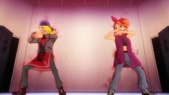 Lui and Moe Crowd high dance - Tribe Cool Crew